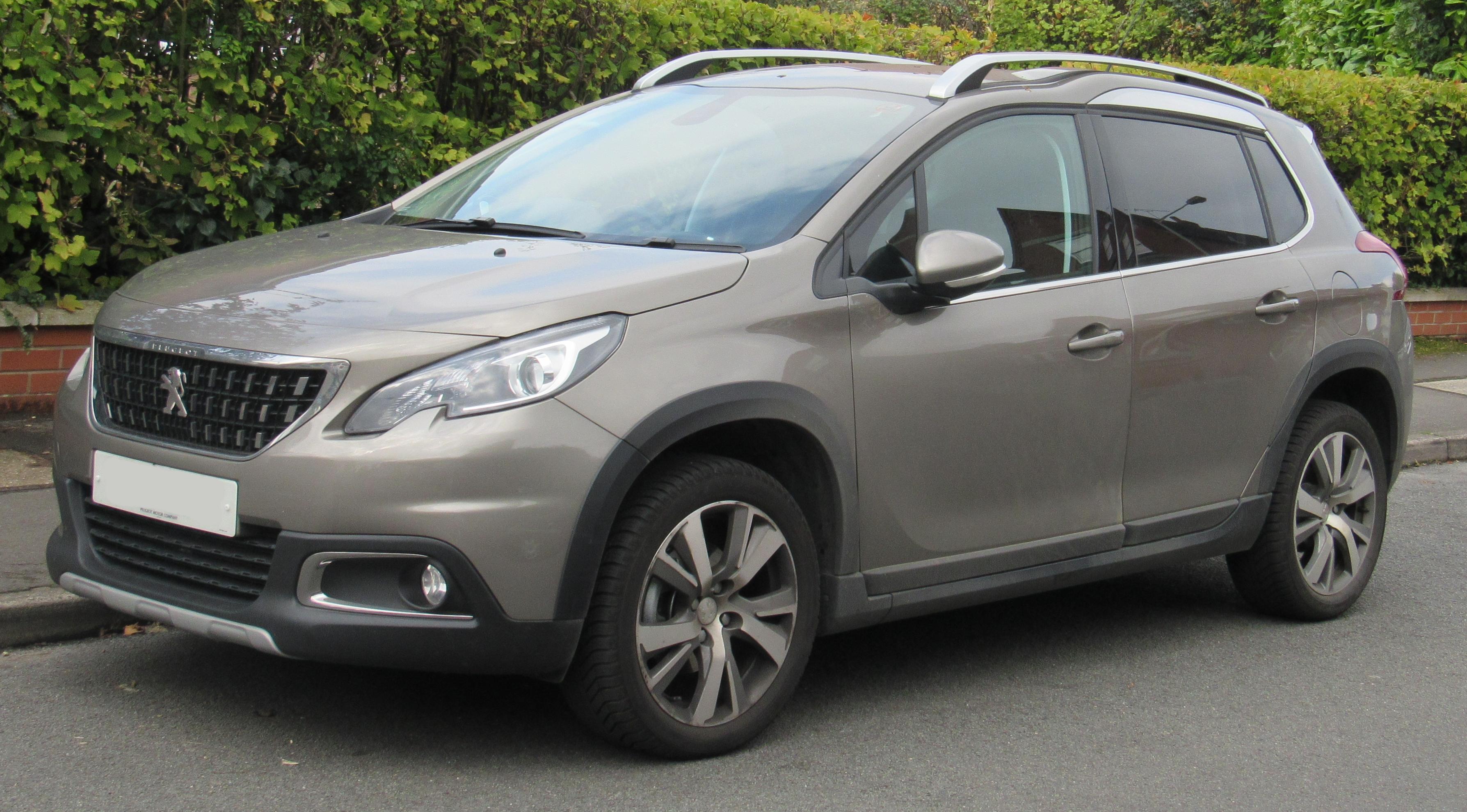привод Peugeot 2008