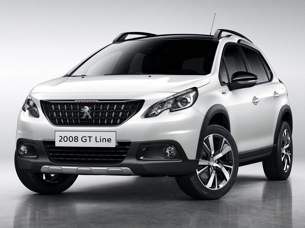 версия Peugeot 2008