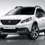 версия Peugeot 2008 ..