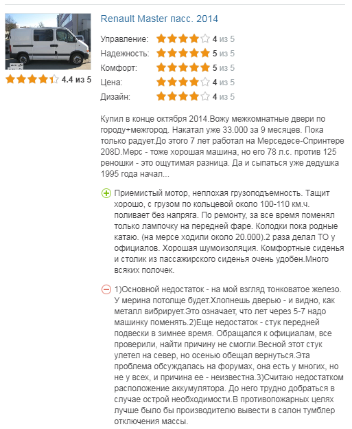 Renault M о