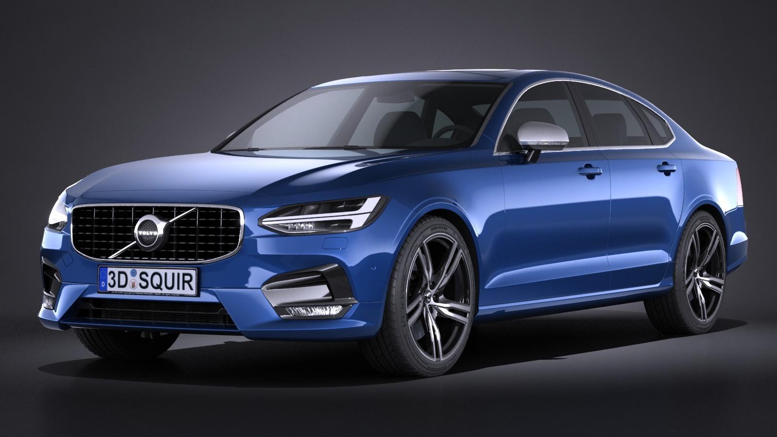 Volvo S90 R Design