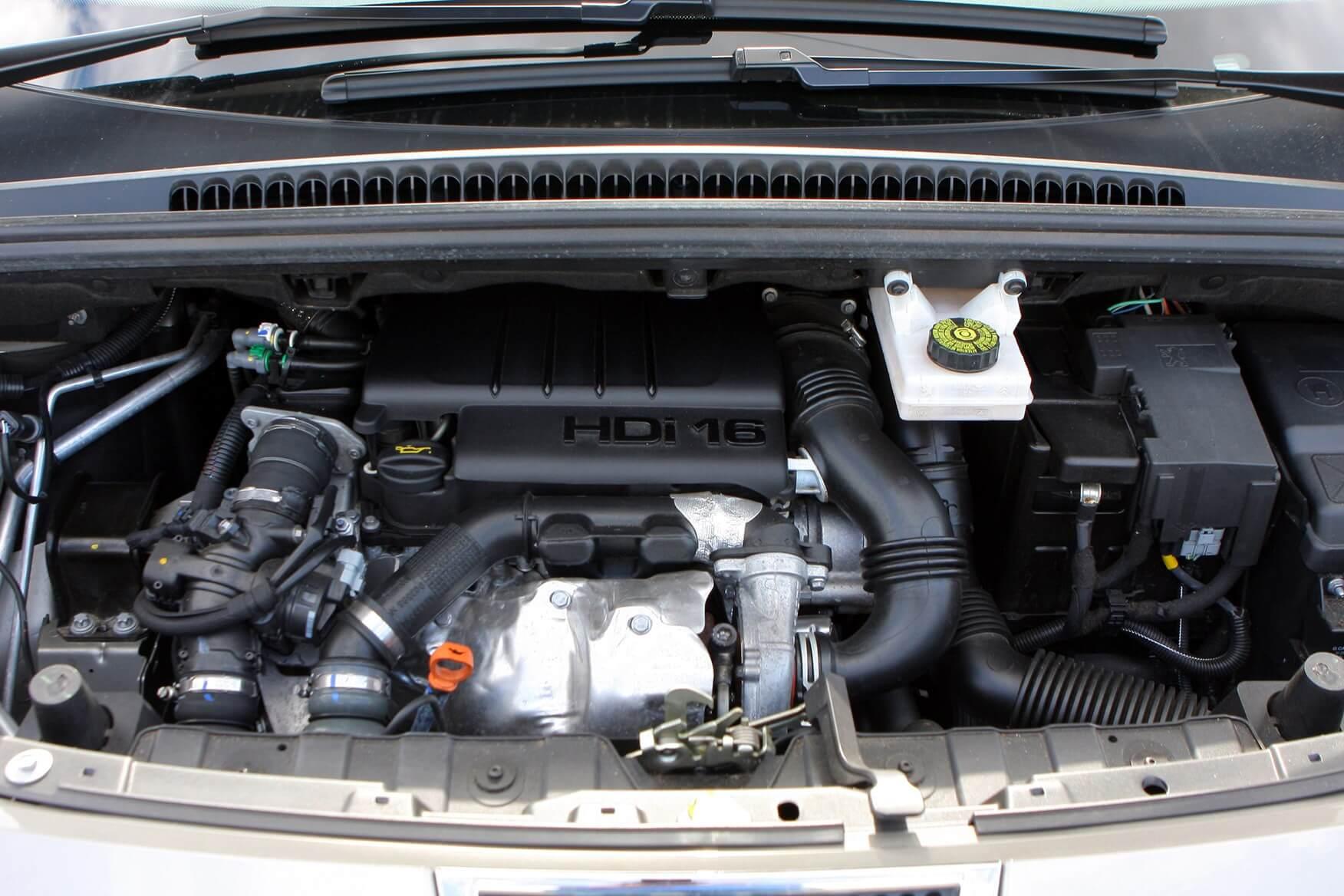 двигатель Пежо 3008