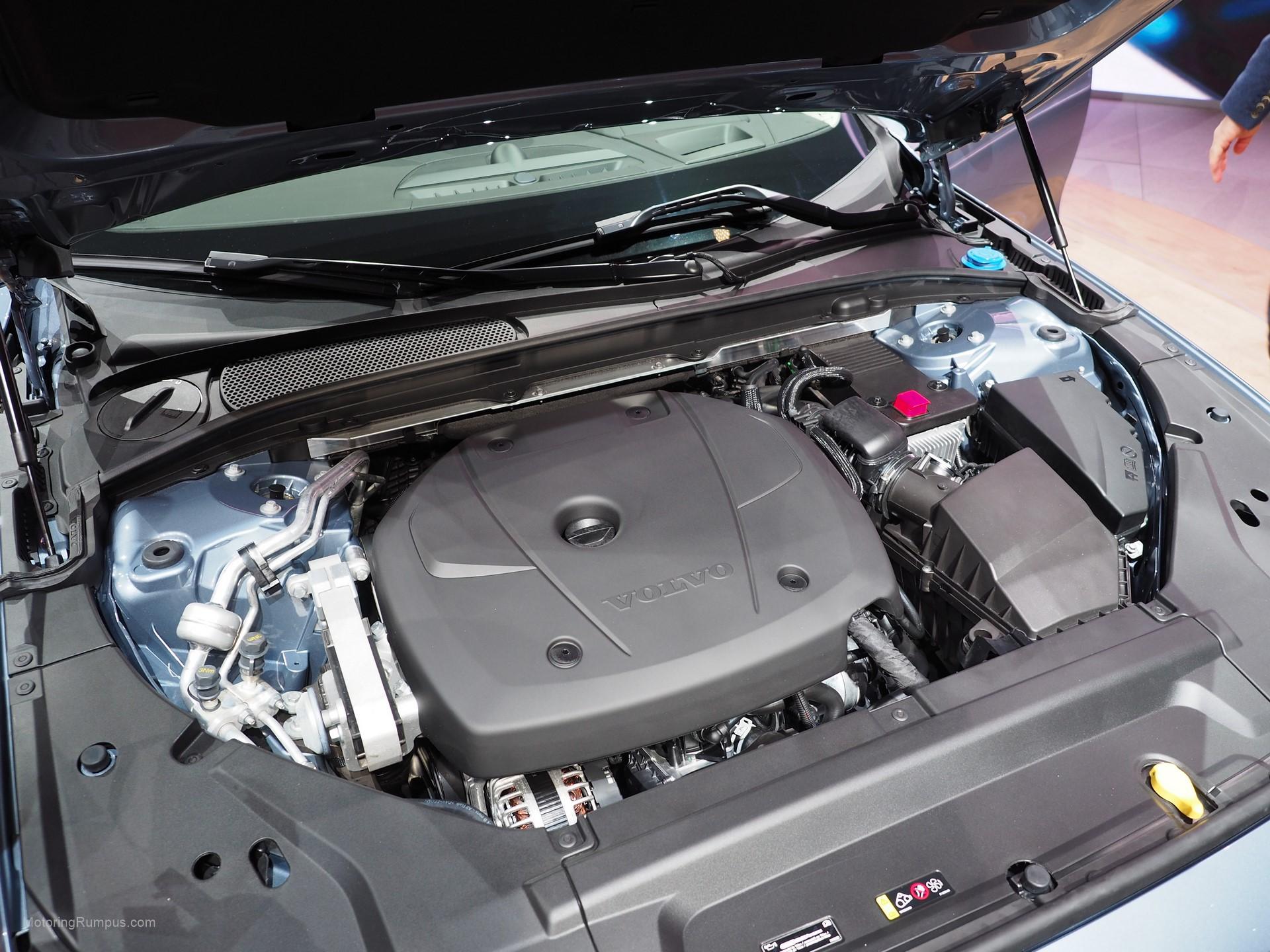 двигатель volvo s90