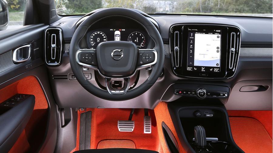 комплект Volvo XC40