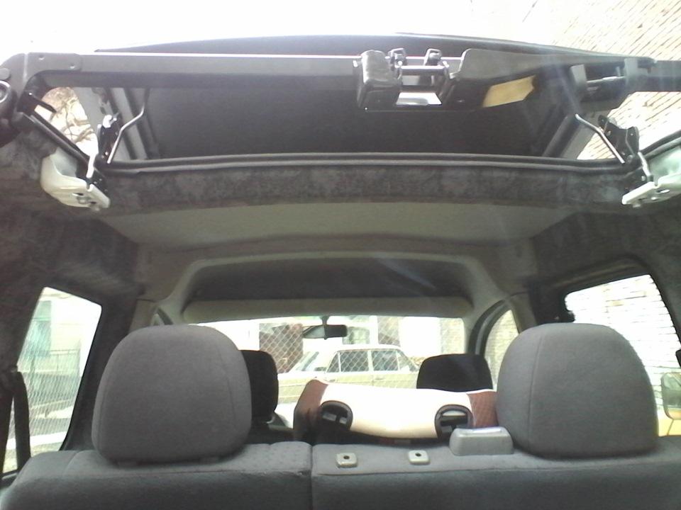 люк Renault Kangoo