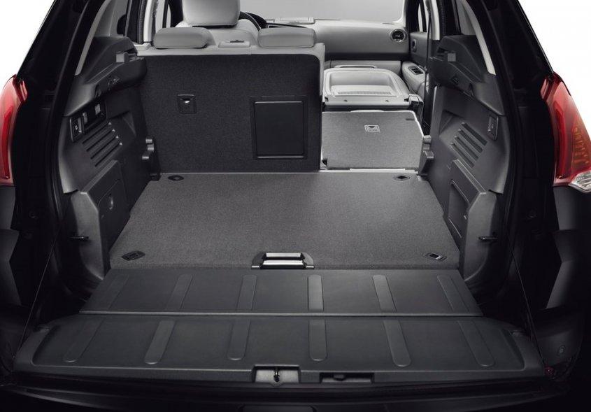 объём багажника