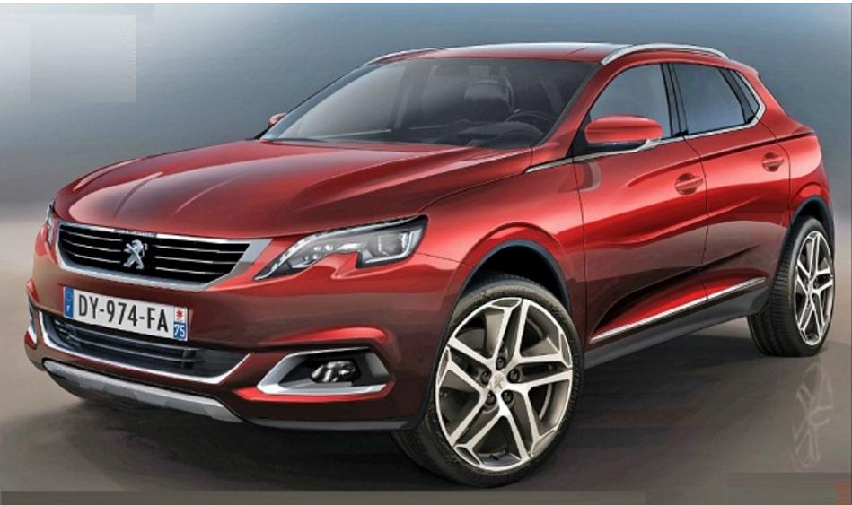 новый Peugeot