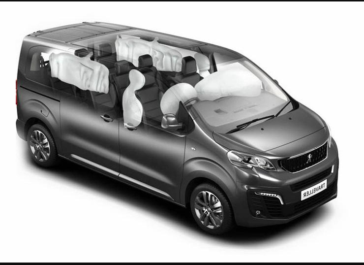 подушки безопасности Peugeot
