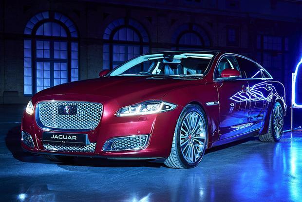 JaguarXJ нового поколения
