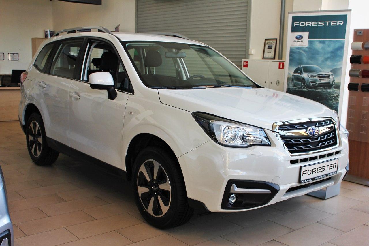 Subaru Forester 2.0I XE Premium