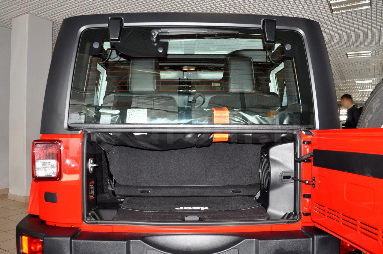 багажник Jeep Wrangler