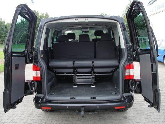 багажник фольксваген caravelle