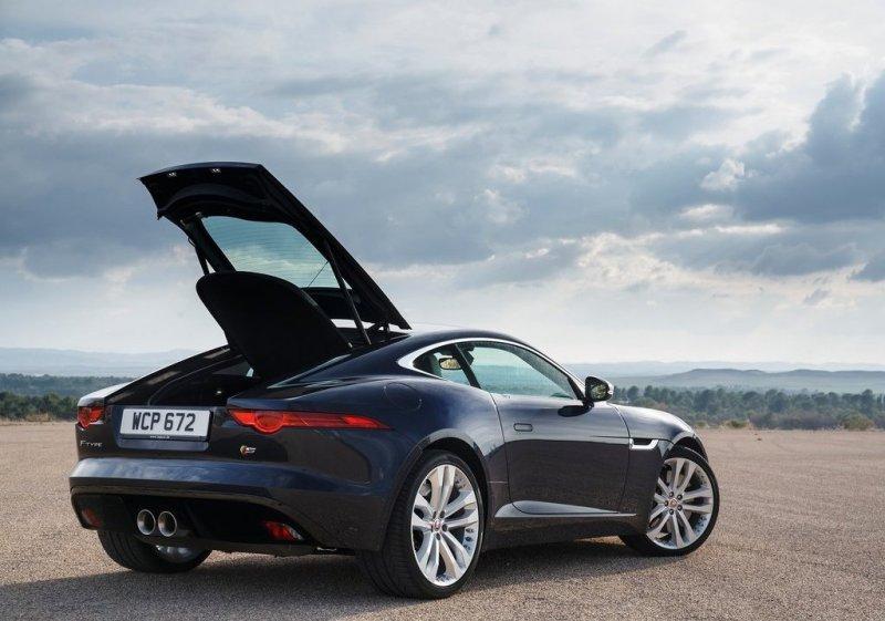 багажник jaguar f type