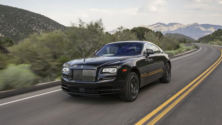 драйв Rolls Royce Wraith