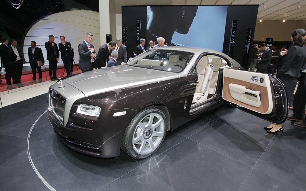 двери Rolls Royce