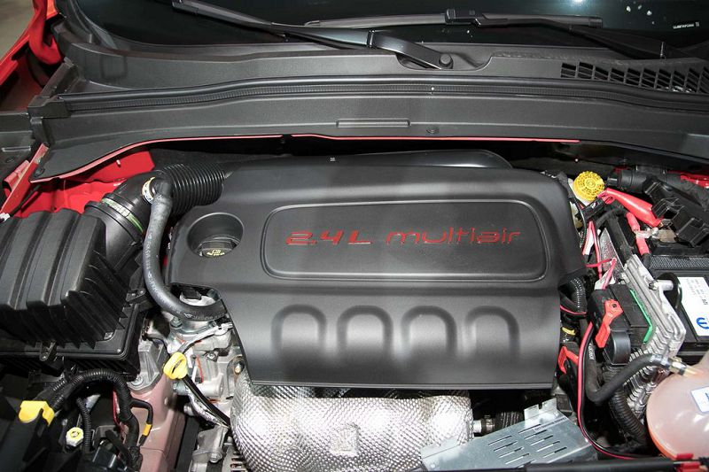 двигатель Jeep Renegade.