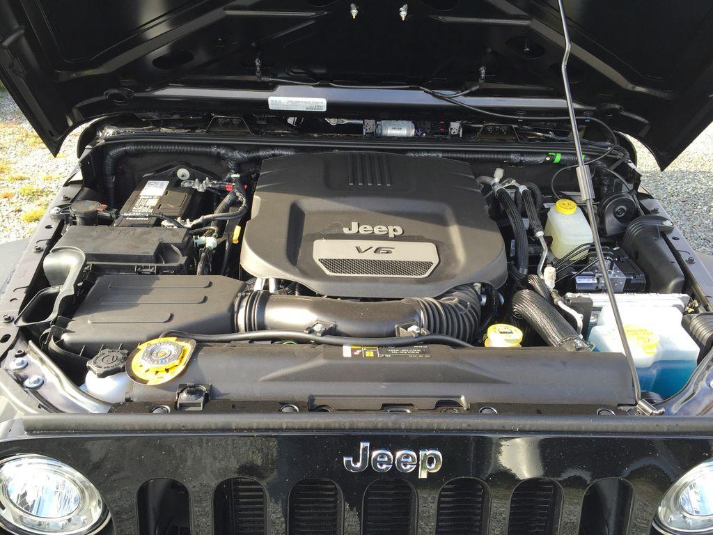 двигатель Jeep Wrangler