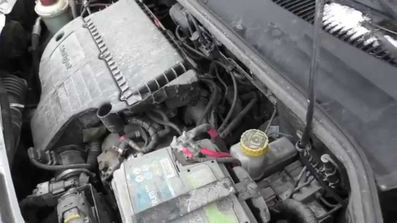 Fiat Doblo Cargo 2019 - двигатель