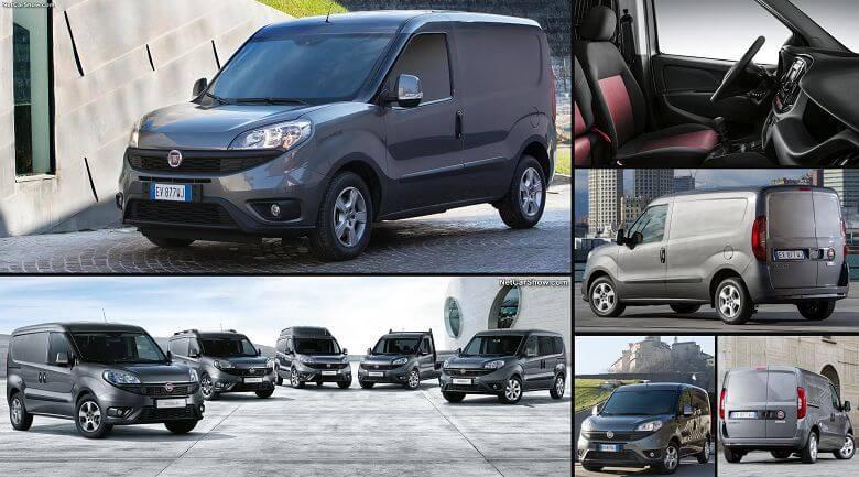 Fiat Doblo Cargo - Отзывы и тест драйв