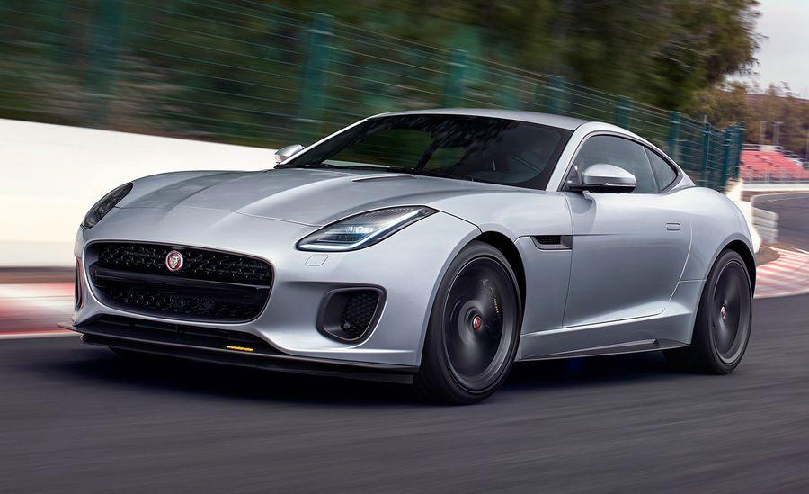jaguar f type 2018