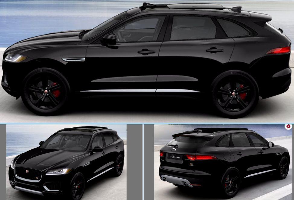 jaguar f type дизайн
