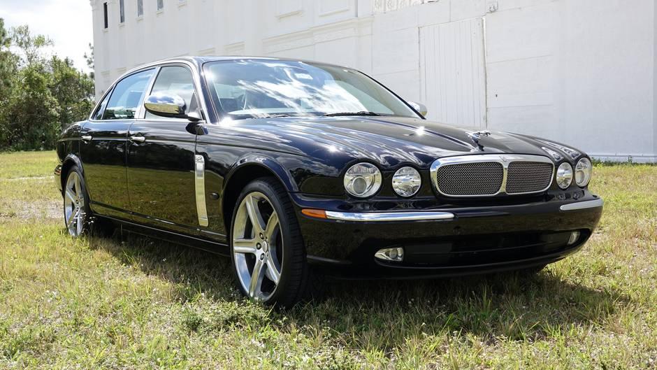 jaguar xj 770