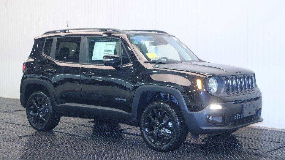 Jeep Renegade 2019 года