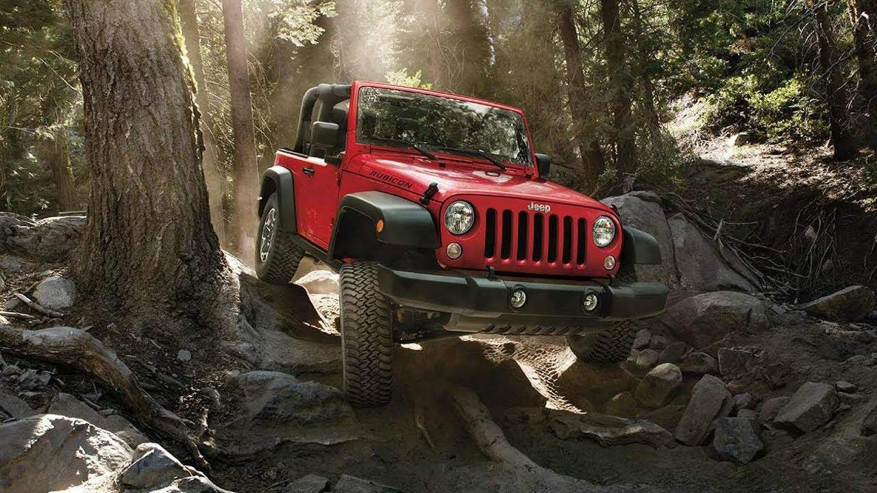 проходимость Jeep Wrangler