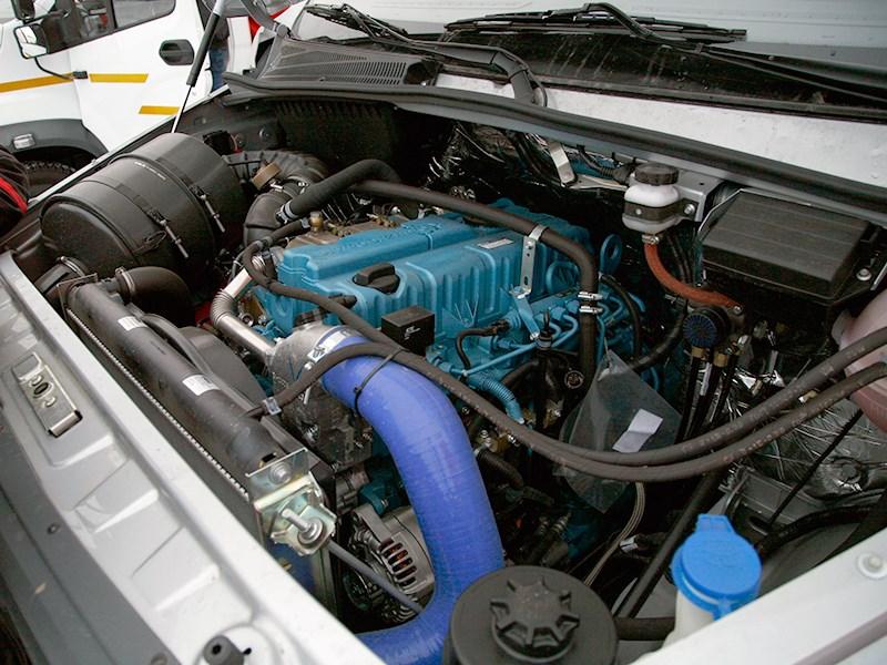 ГАЗон NEXT двигатель