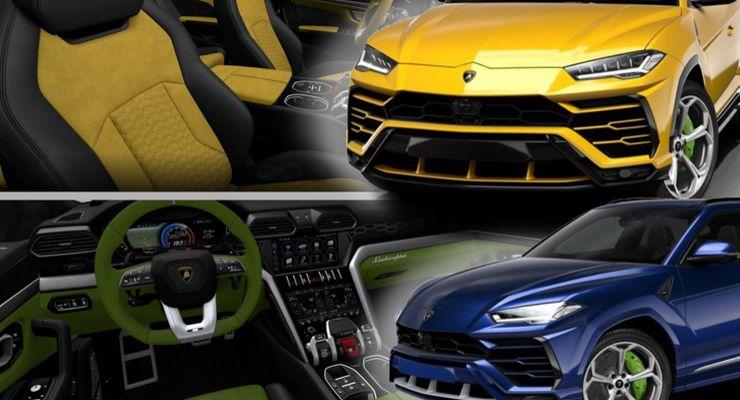 Lamborghini Urus характеристики