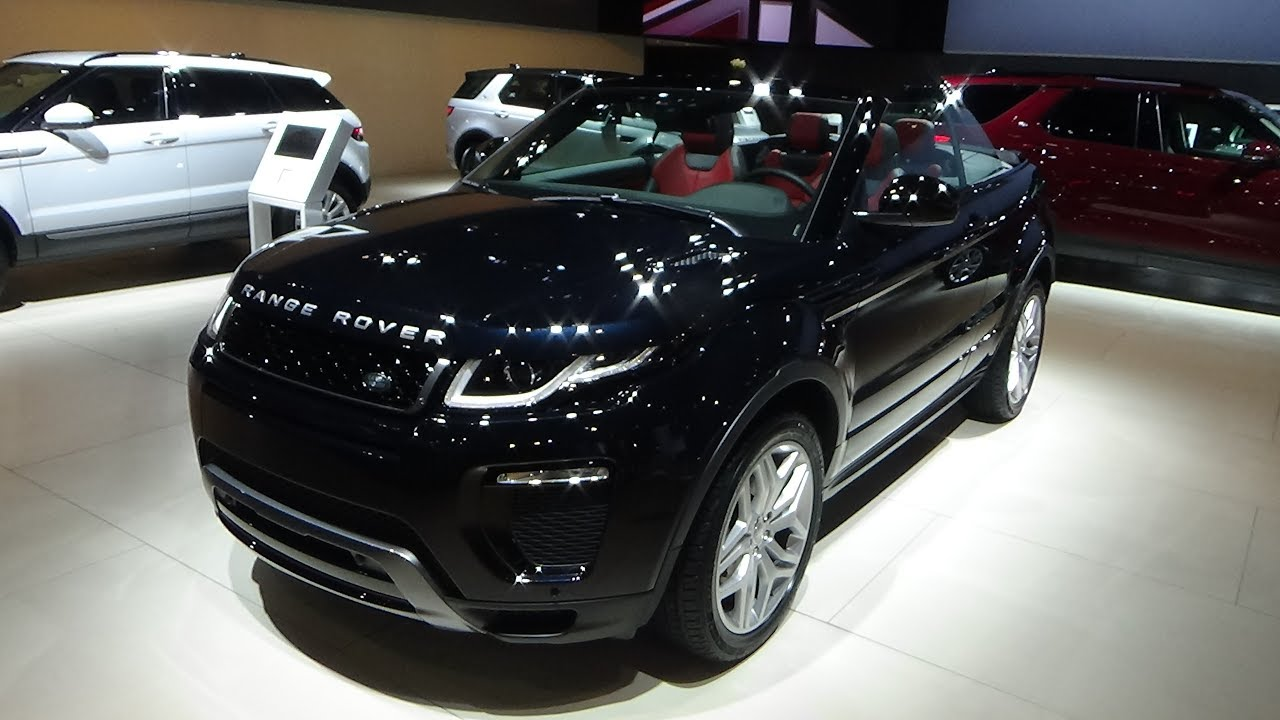 Range Rover Evoque Dynamic.