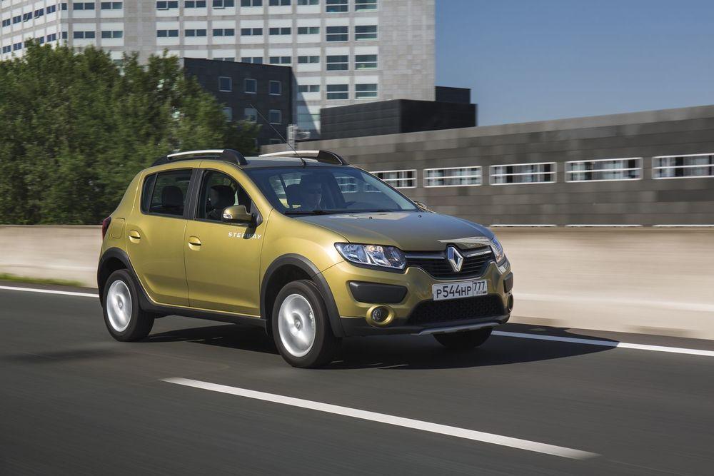 Renault Sandero базовый