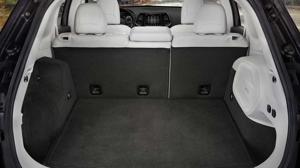 багажник Jeep Cherokee