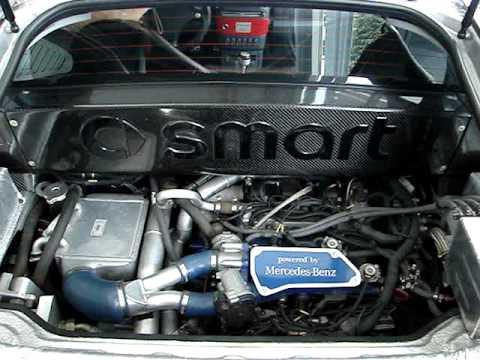 двигатель Смарт.