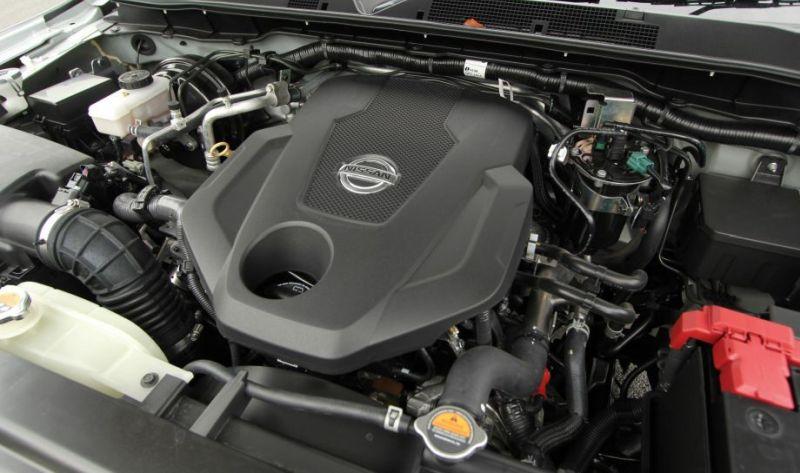 nissan navara 2018 engine