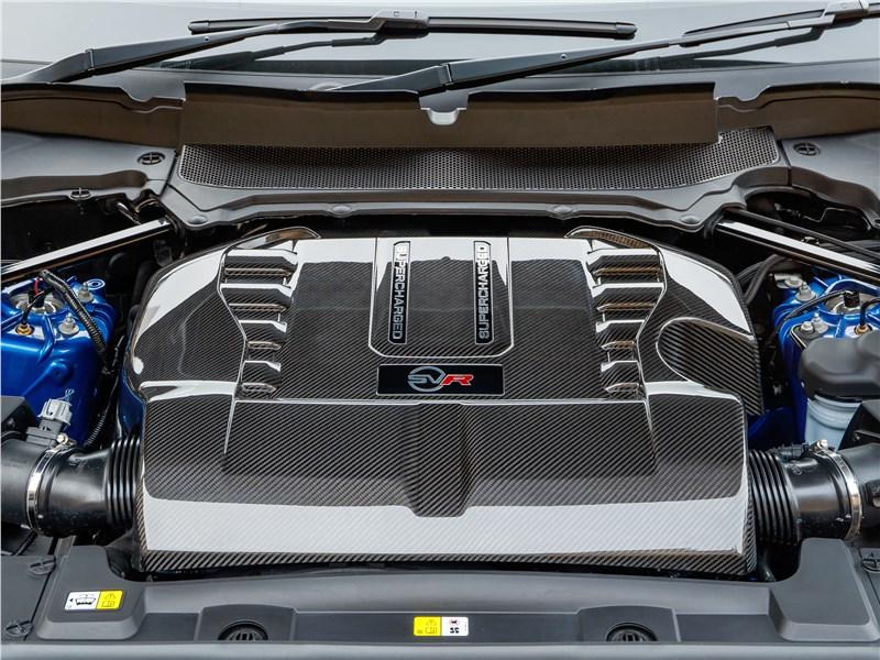 range rover sport двигатель