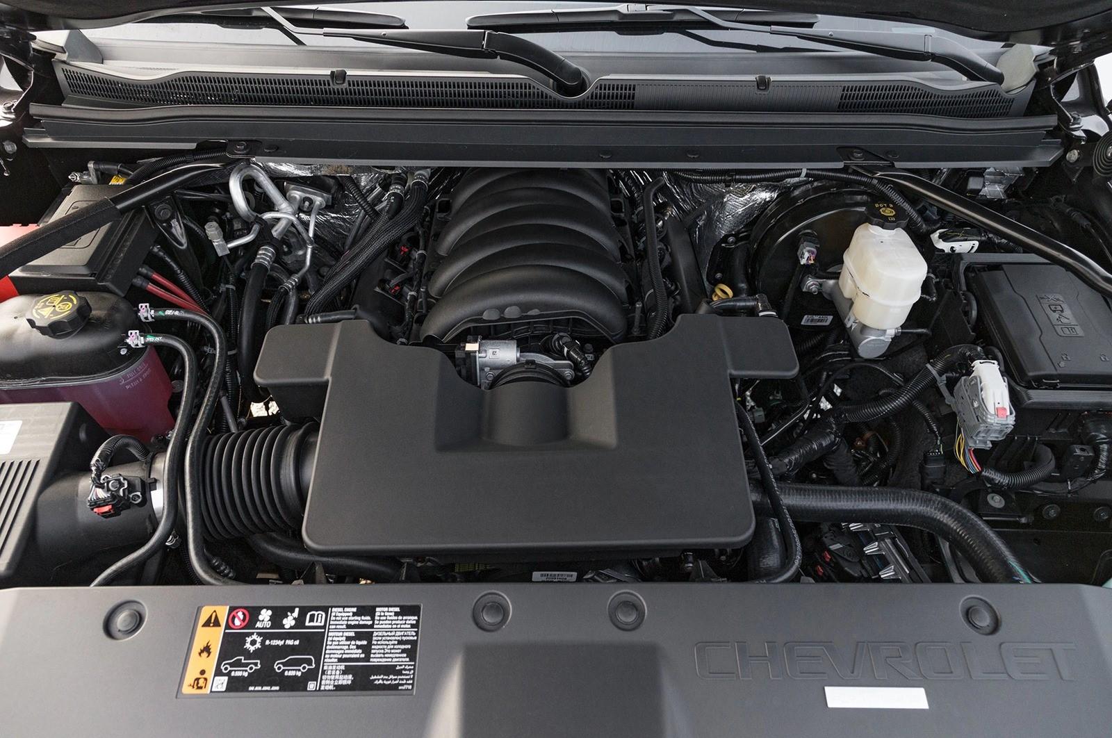 tahoe engine