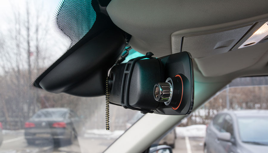 Видеорегистратор-зеркало MD X7 DUAL