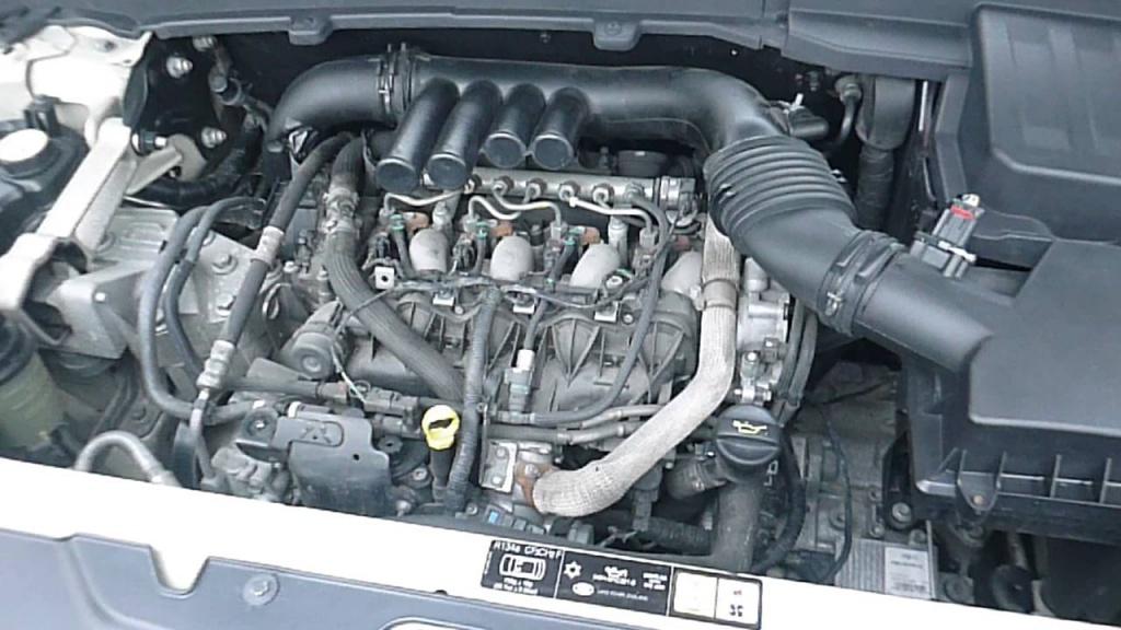 ленд ровер фрилендер двигатель