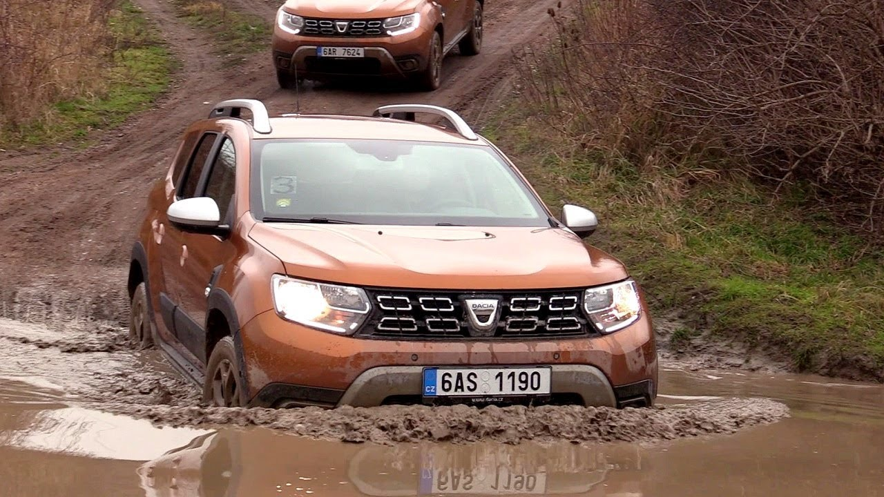 renault duster 4x4 2018