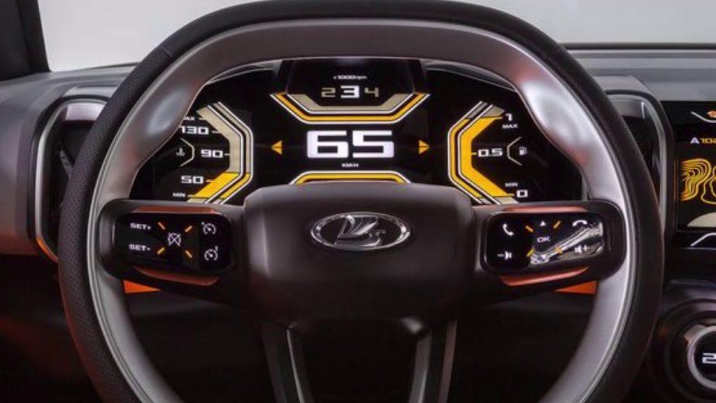 Lada 4×4 Vision технические возможности