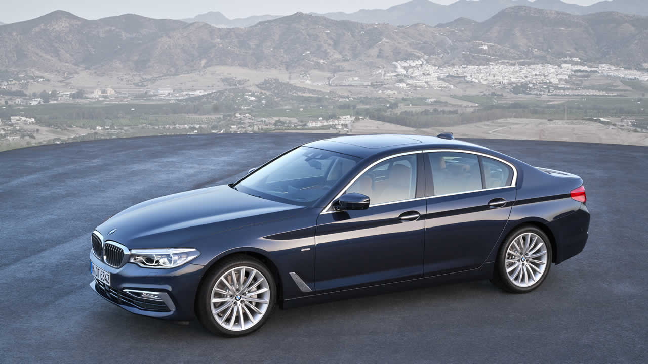 BMW 5-Series 2018-2019 года