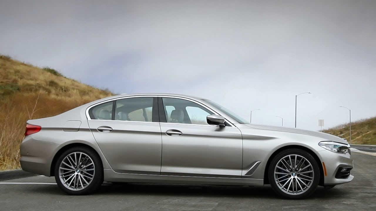BMW 5-Series G30 2018-2019