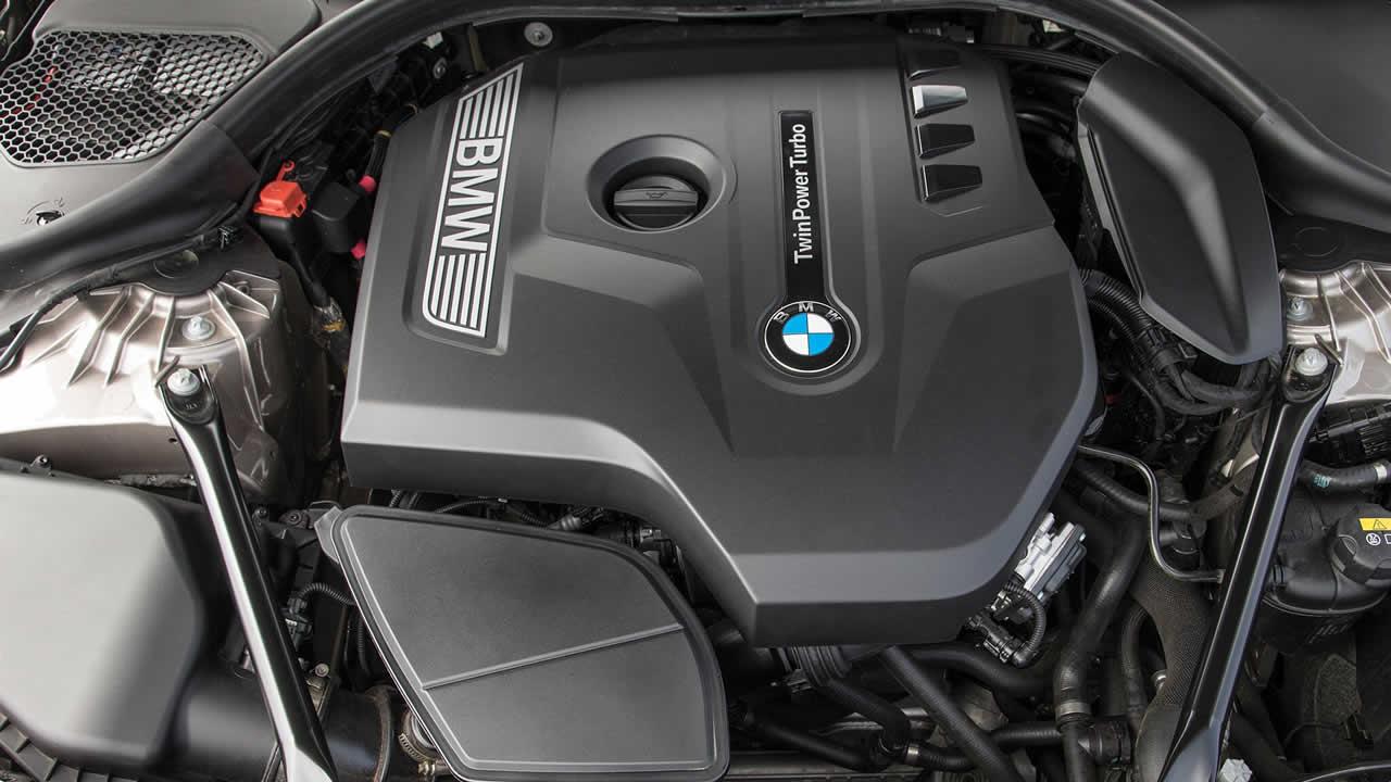 BMW 5-Series - Под капотом