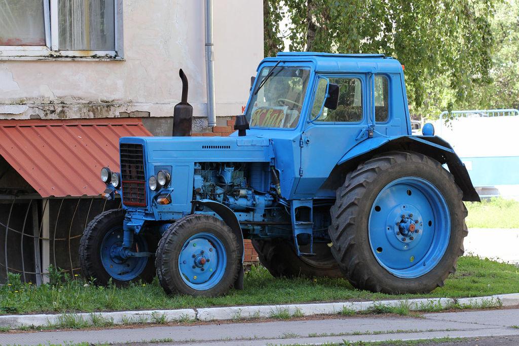 трактор МТЗ 80:82