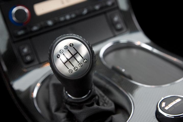 7 ступенчатая механическая коробка передач