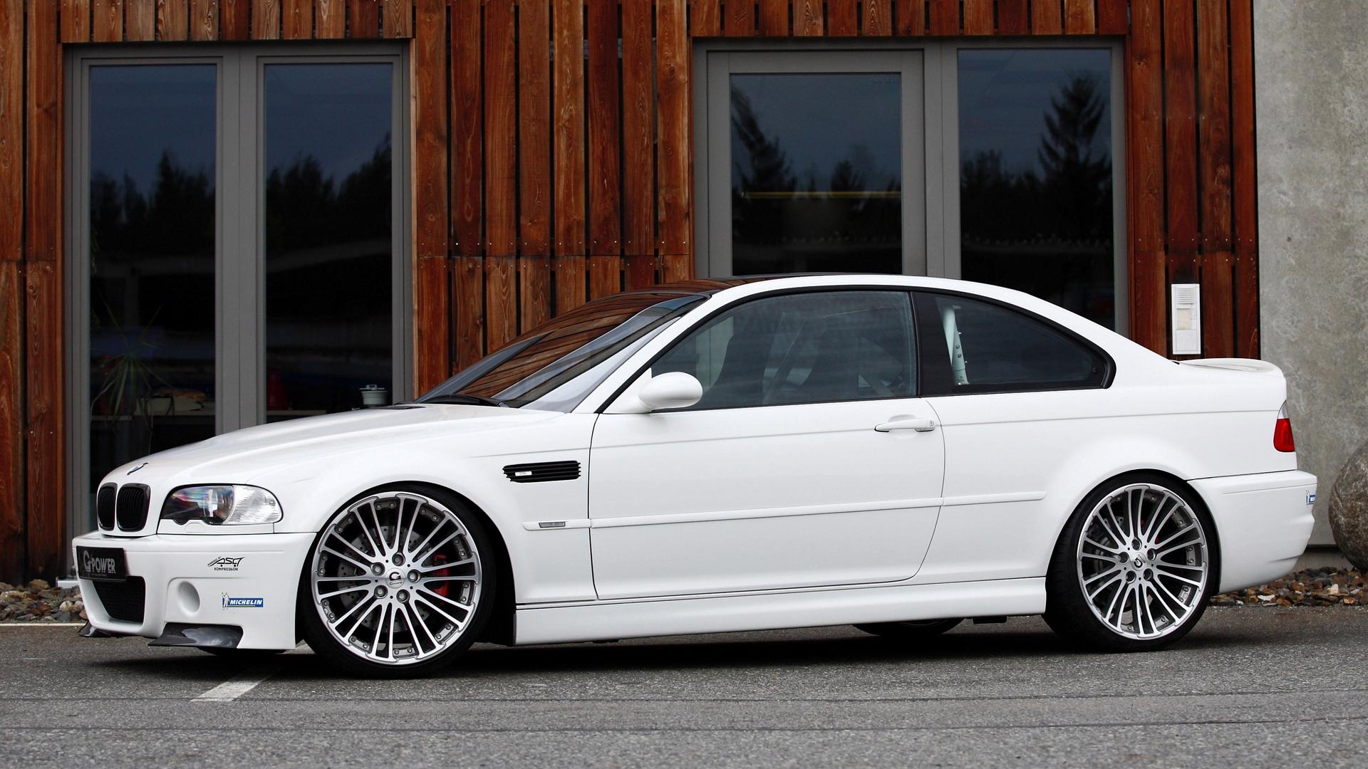 BMW M3 сбоку