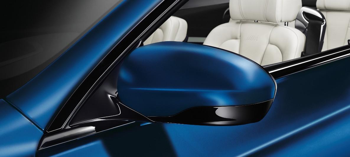 BMW M6 зеркала