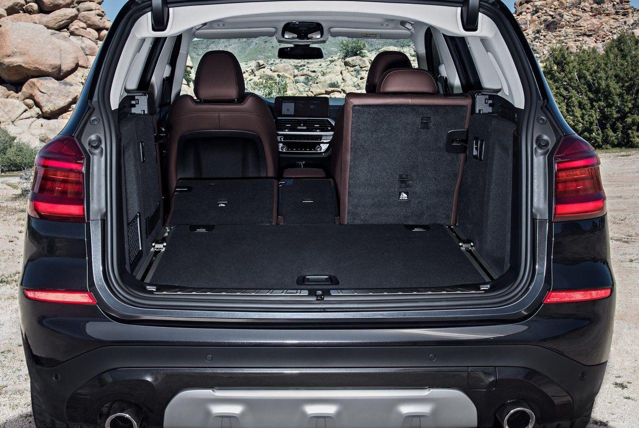 BMW х3 багажник