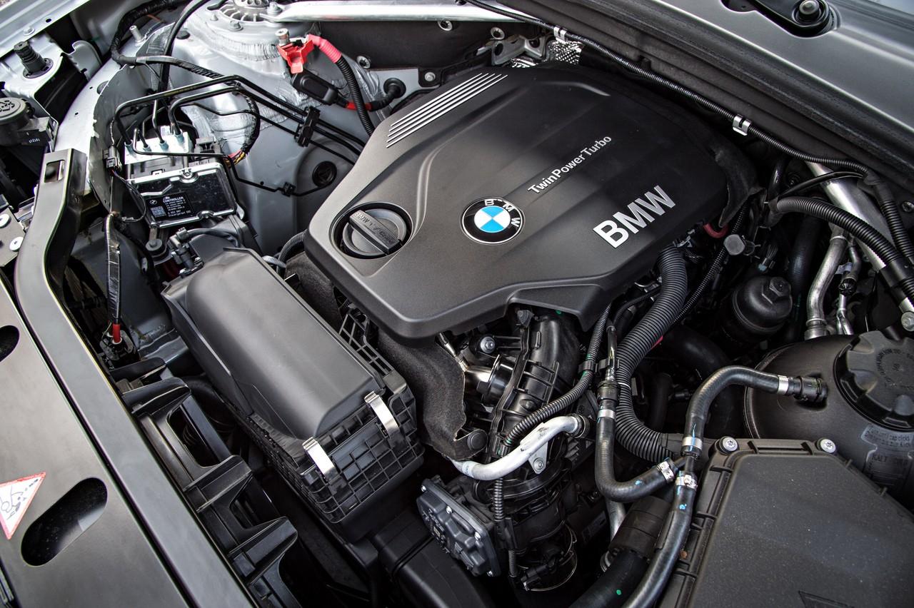 BMW х3 двигатель
